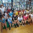Prváčci v knihovně